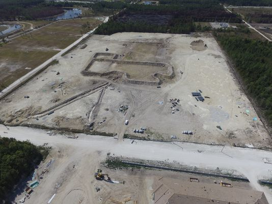 Work underway for new community of Sapphire Cove